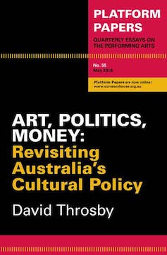 With Support For Arts Funding Declining, Australia Must Get Better At Valuing Culture