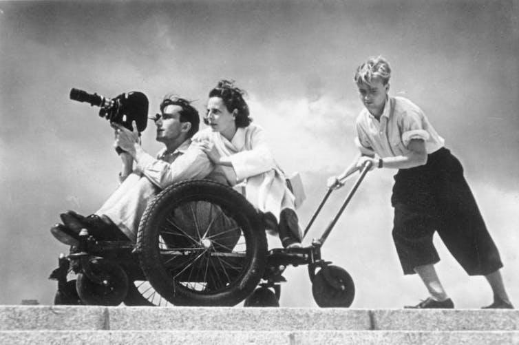 Leni Riefenstahl Olympia