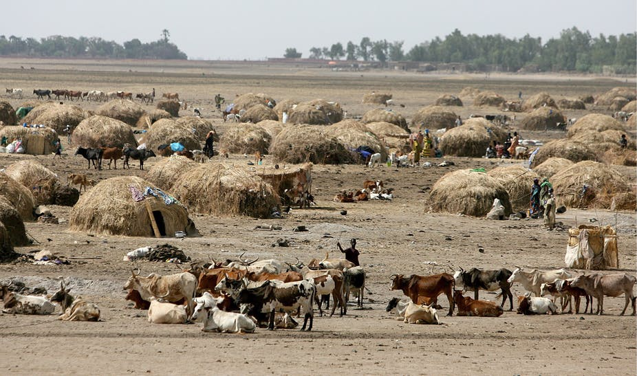 Why clashes are on the rise between farmers and herdsmen in the Sahel