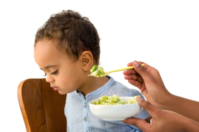 How to tell if your kid's 'fussy eating' phase is normal