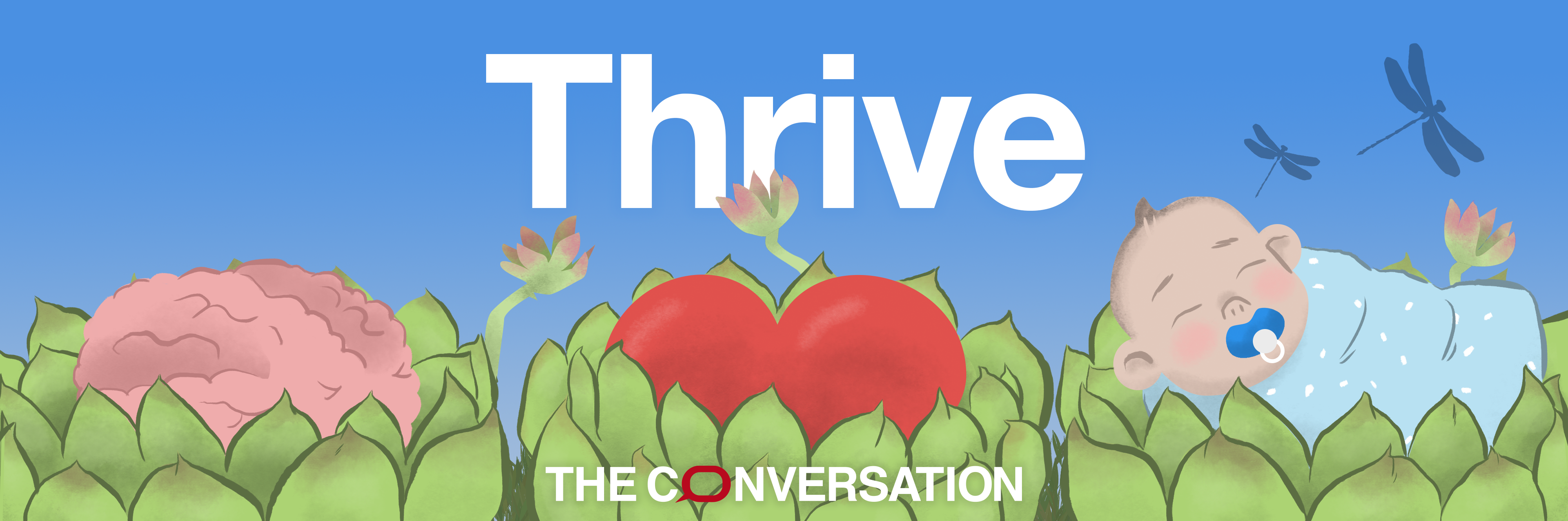 Sign up to Thrive and learn to live well