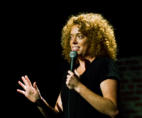 Michelle Wolf, the White House roast and the thin line of comedy