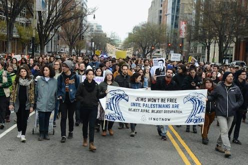 0b7caf3b6e5 As Israel turns 70, many young American Jews turn away