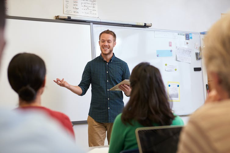 Being able to adapt in the classroom improves teachers' well-being