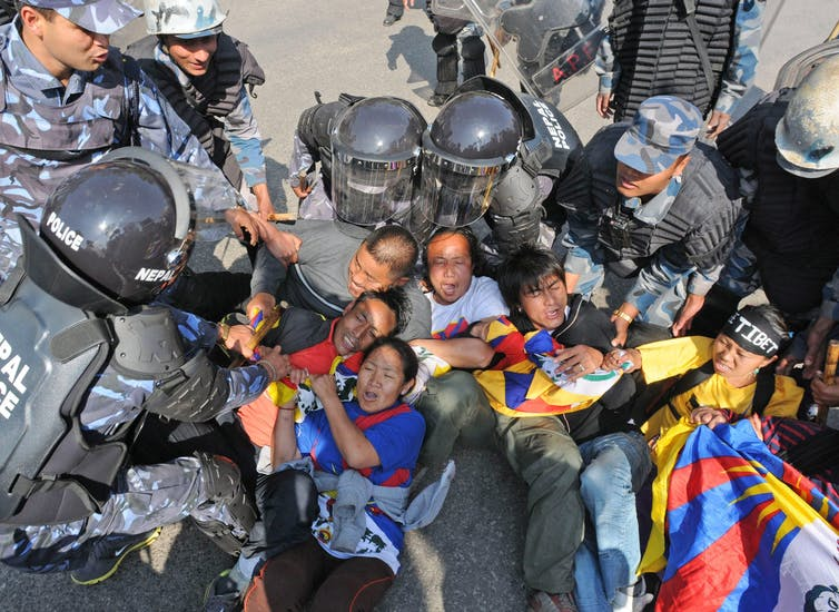 human rights violations in tibet essay Persuasive essay have you ever thought about that one day there will be random guy burst into your house and arrest you just because you made an opinion on internet.