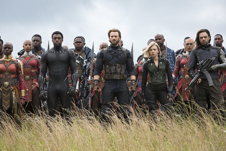 Why superhero films such as Infinity War aren't ruining cinema (or our minds)