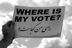 Religious backlash loosens clerics' grip on legacy of 1979 Iranian Revolution