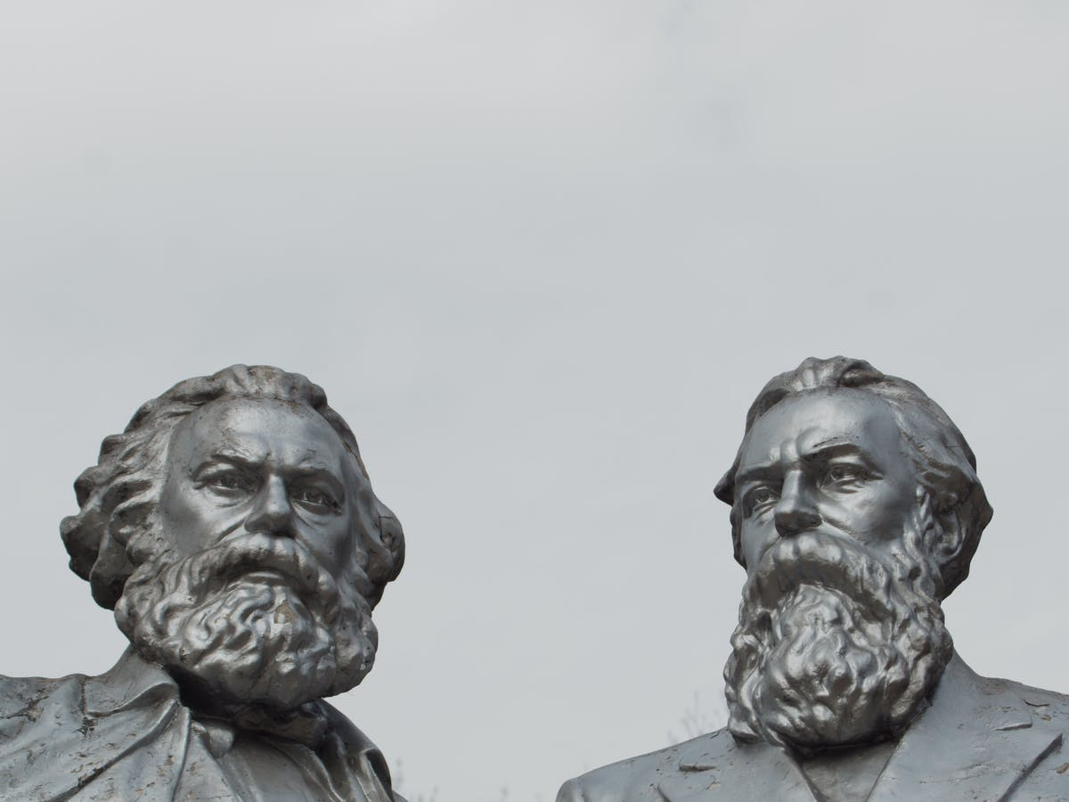 Everyone knows about Karl Marx, but what about Friedrich Engels?