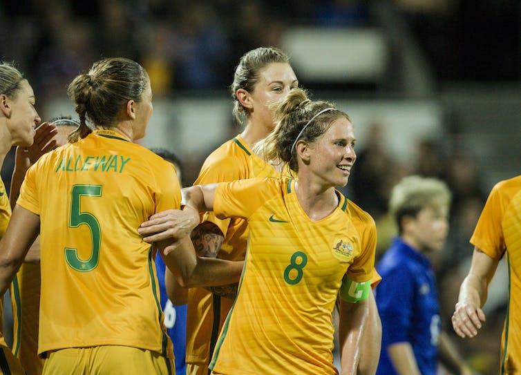 Goals – and own goals – in Australian football