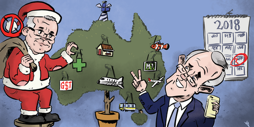 Federal Budget 2018: a state-by-state spending analysis