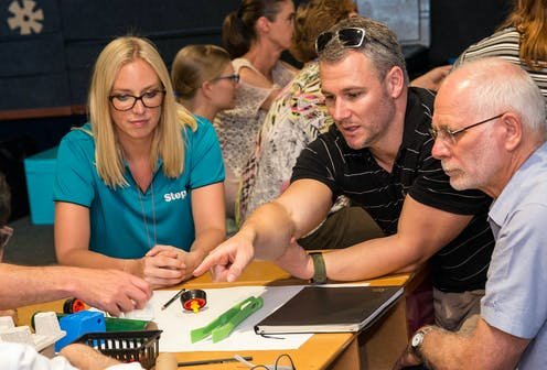 How design thinking can help teachers collaborate