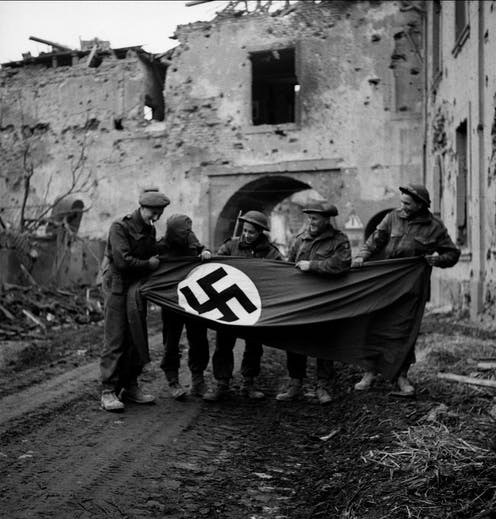 As we remember VE Day, remember too the German women who