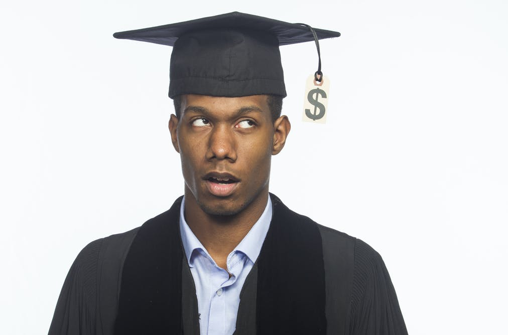 What can we learn from the way graduates are decorating their caps?