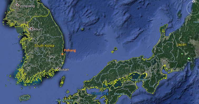 Evidence suggests fracking linked to South Korea's 2017