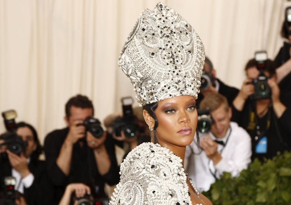 57cf08b06a9 The Pope Wears Prada: how religion and fashion connected at Met Gala 2018