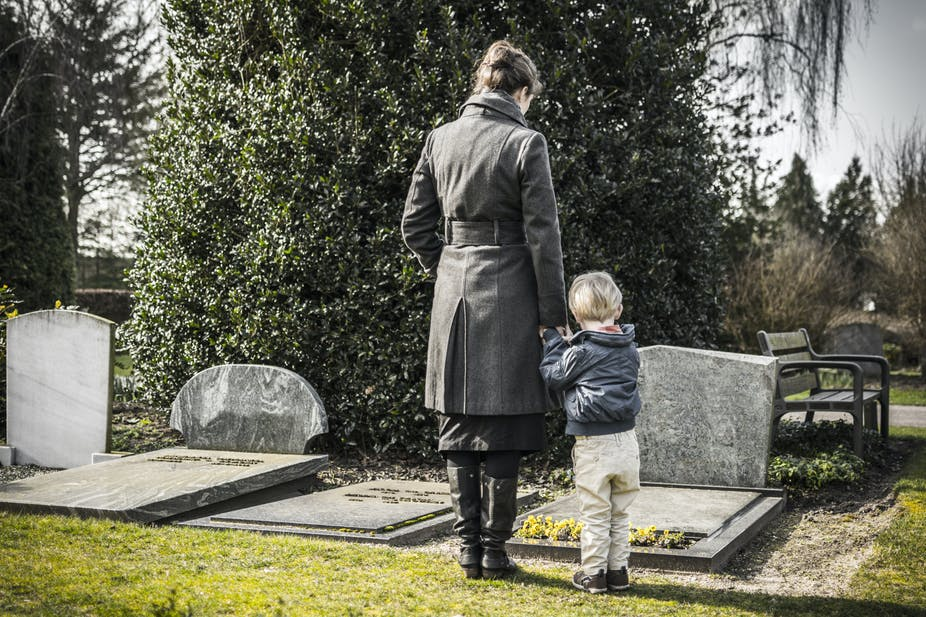 How young children understand death – and how to talk to