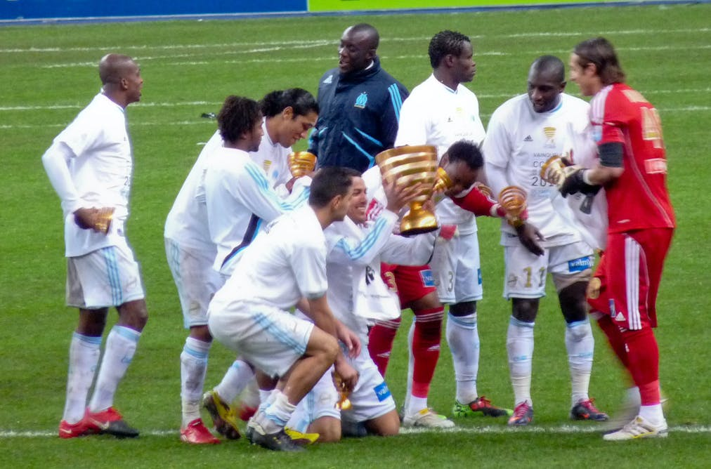 Stades verts l intenable promesse de la coupe du - Vainqueur coupe du monde 2010 ...