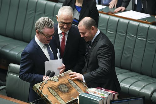 Mathias Cormann and Jim Chalmers on Budget 2018