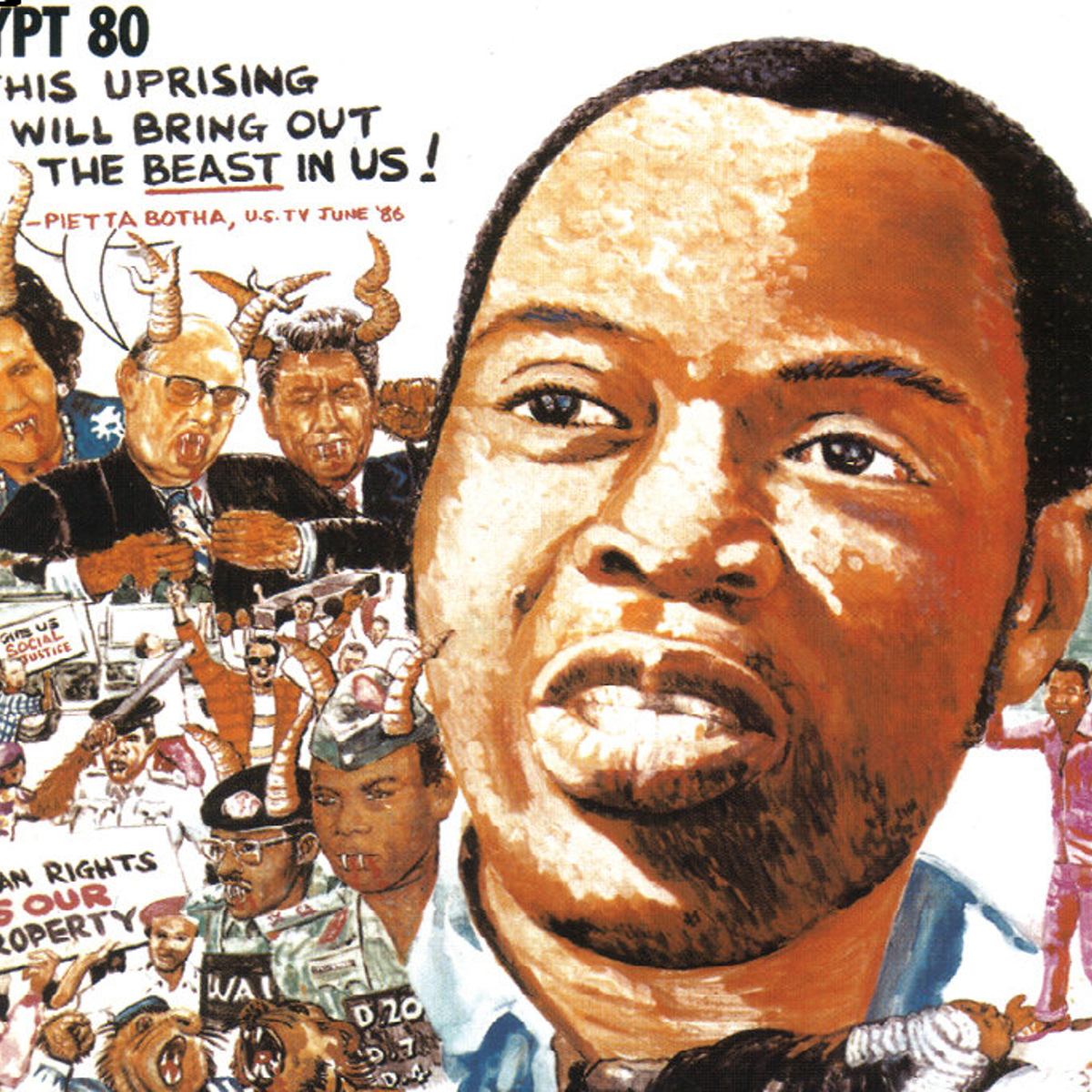 Fela's music can decolonise international law in African universities