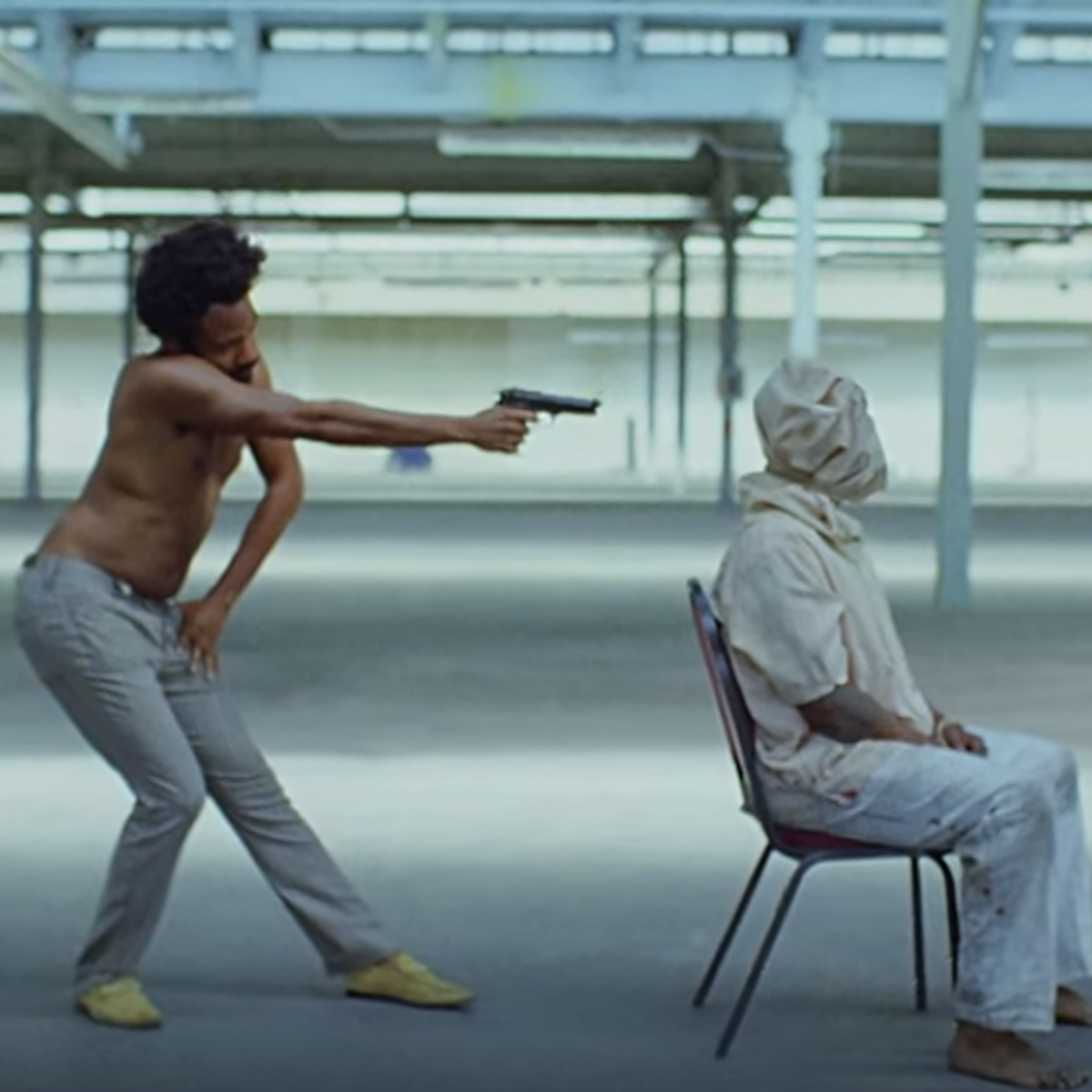 Childish Gambino: This is America uses music and dance to