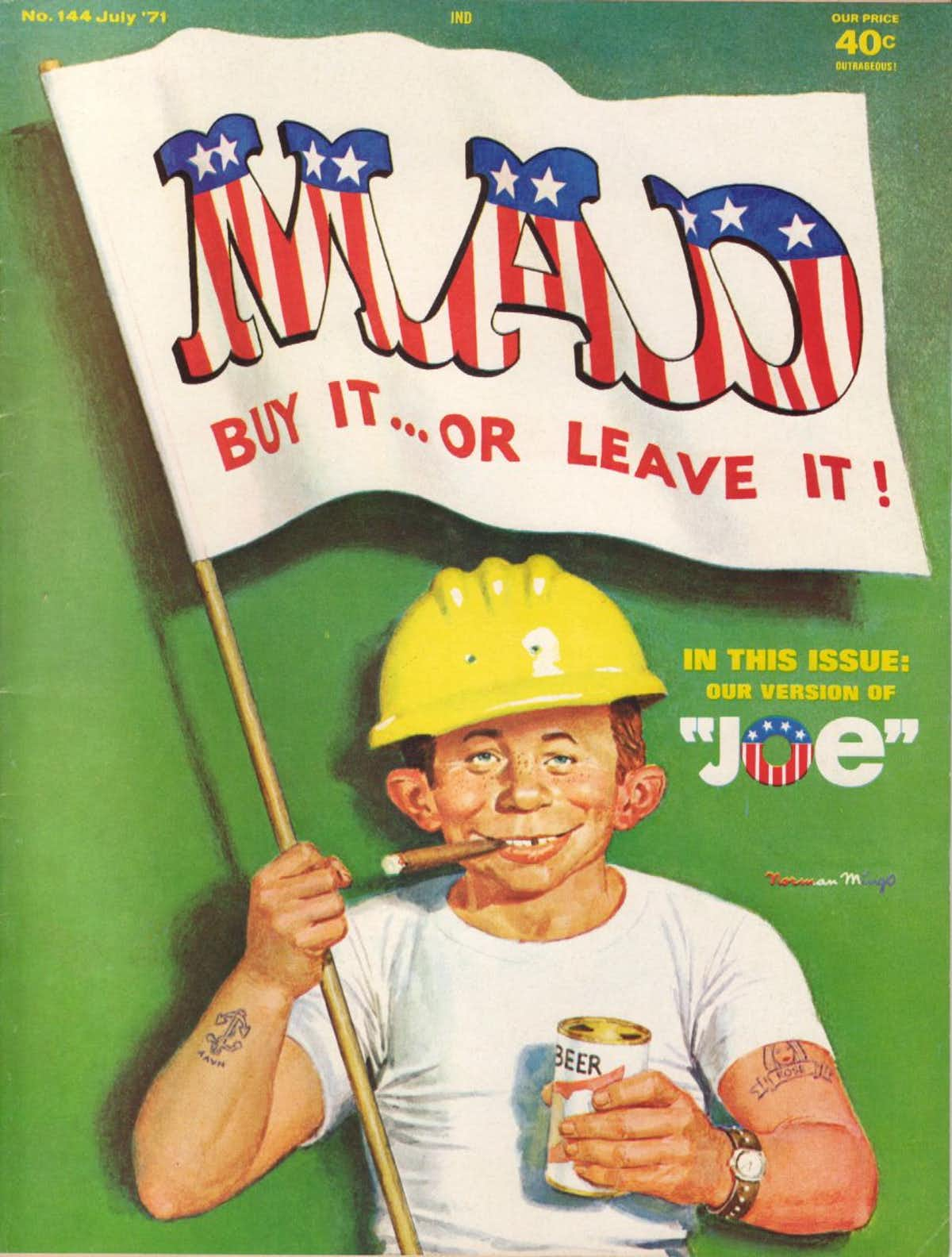 Mad Magazine is finished, but its ethos matters more than ...
