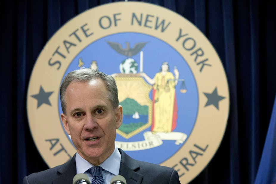 Why the betrayal of Bill Cosby, Eric Schneiderman and other