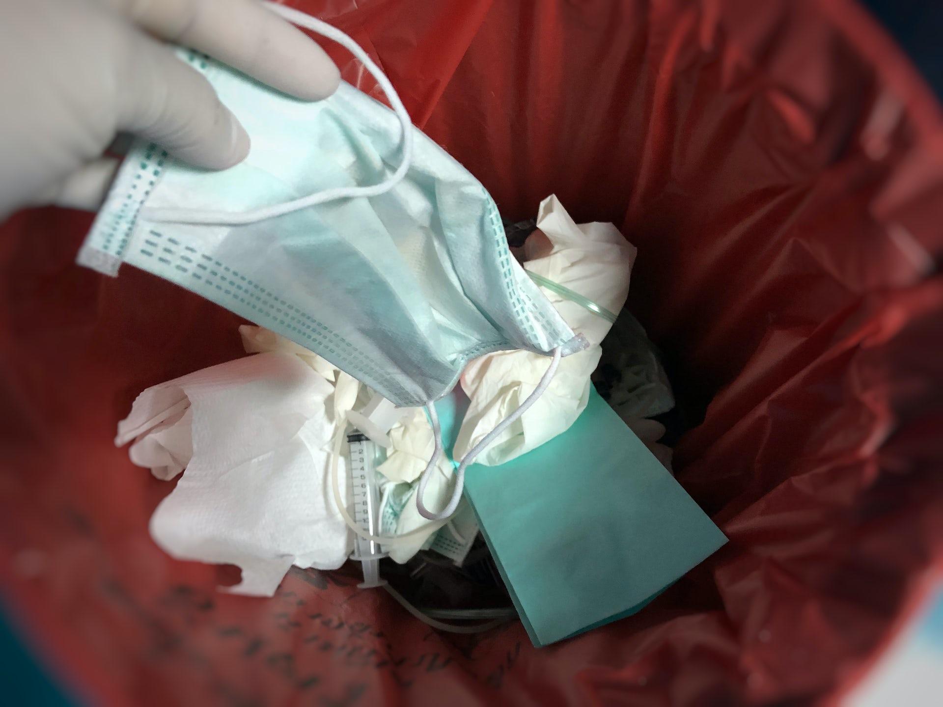 Five ways hospitals can reduce their environmental footprint