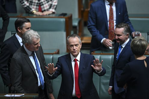 Bill Shorten outbids Turnbull's tax cut for lower and middle income earners
