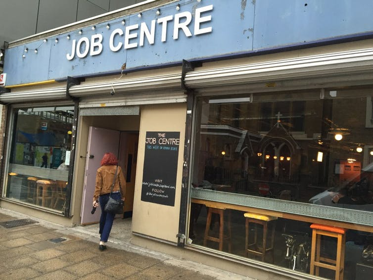 Why Are Britains Jobcentres Disappearing