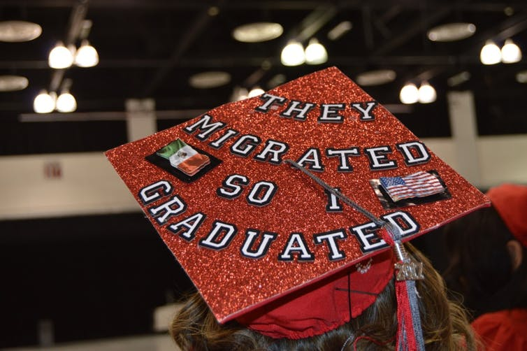 What Can We Learn From The Way Graduates Are Decorating Their Caps