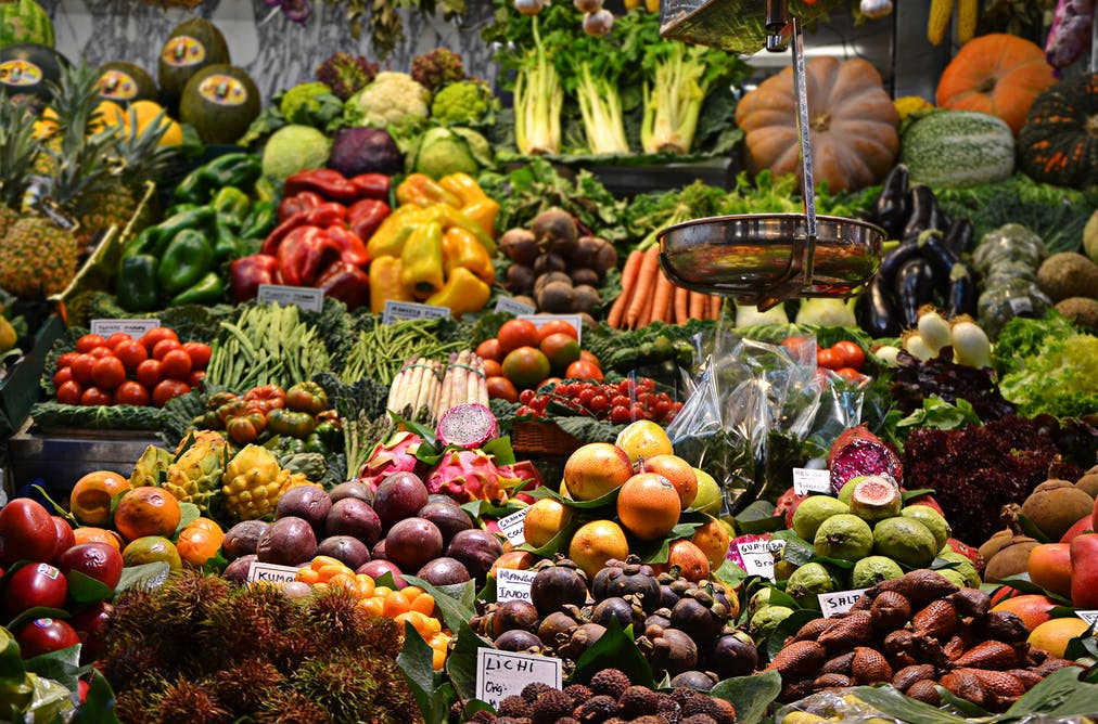 Whole Foods Vegetables China