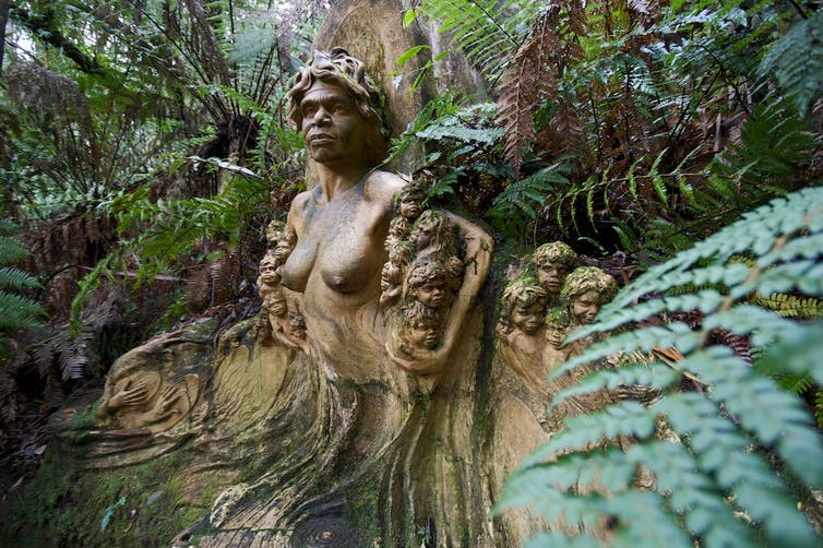 William Ricketts Sanctuary is a racist anachronism but can it foster empathy?