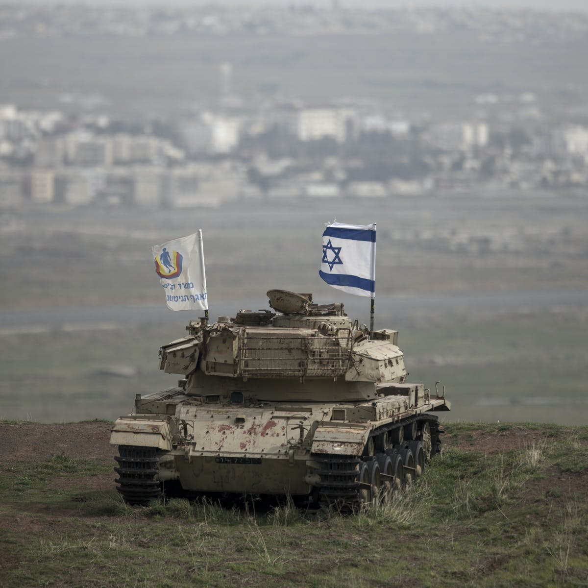 Q&A: Why is the Golan Heights so important?