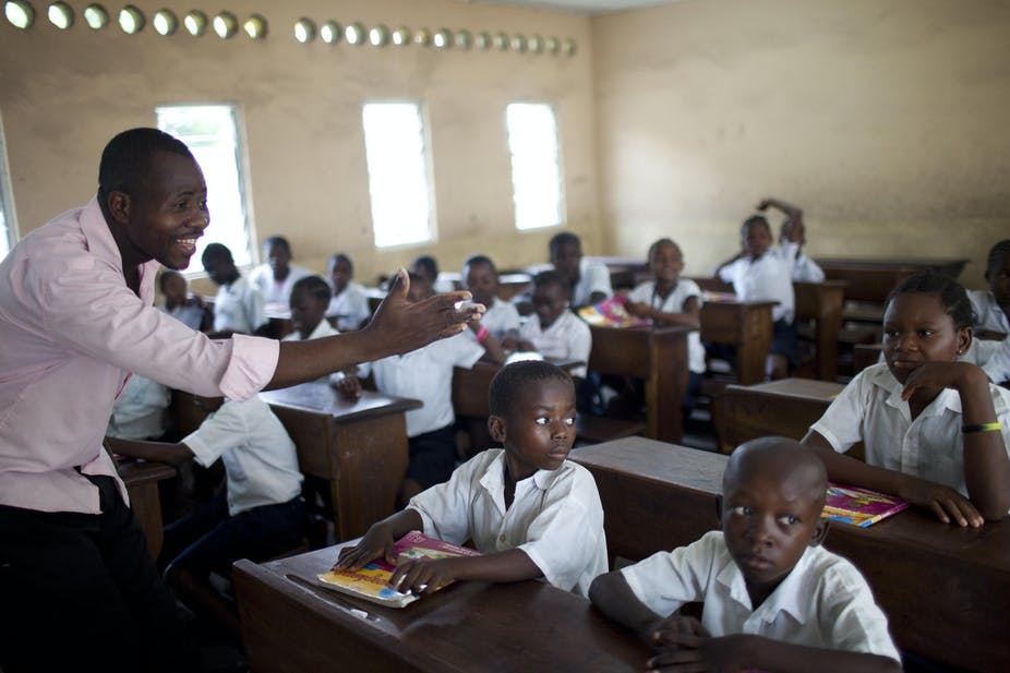 A shock to the system: how new teachers in Zimbabwe learn to