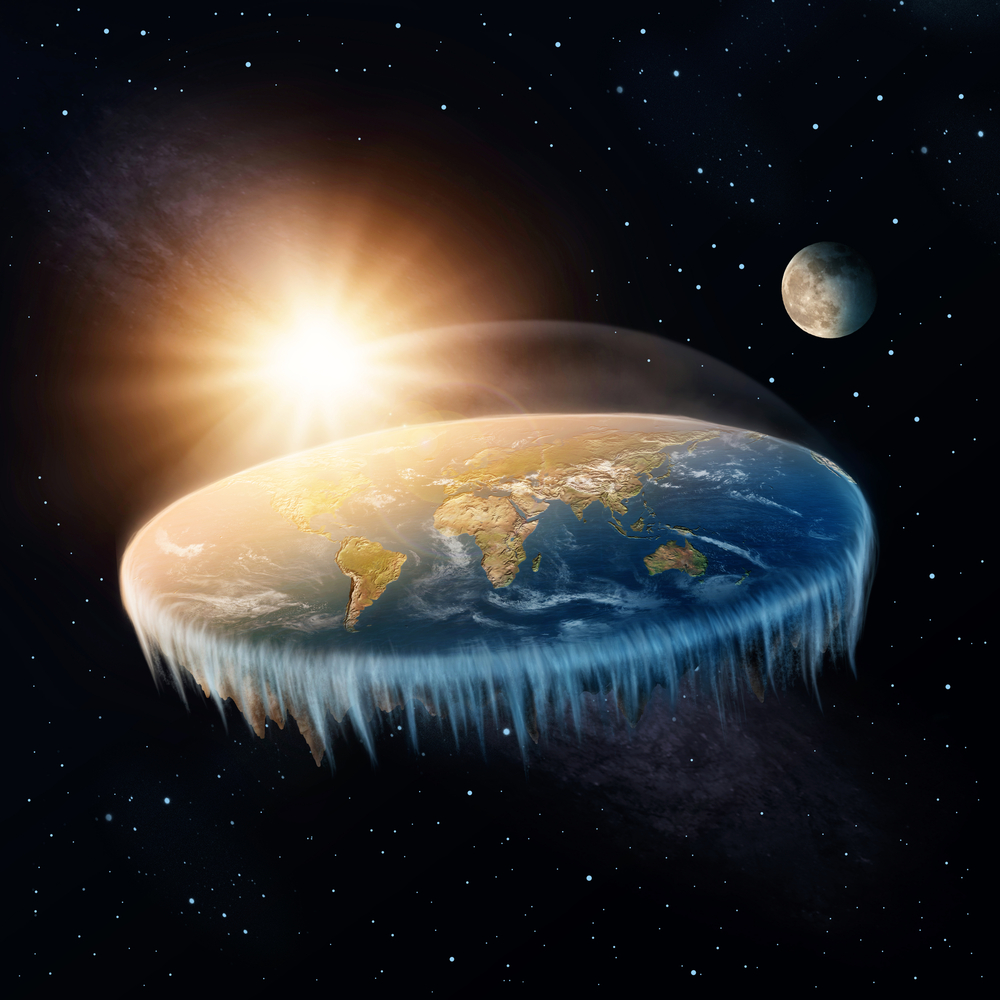 Flat Earth – News, Research and