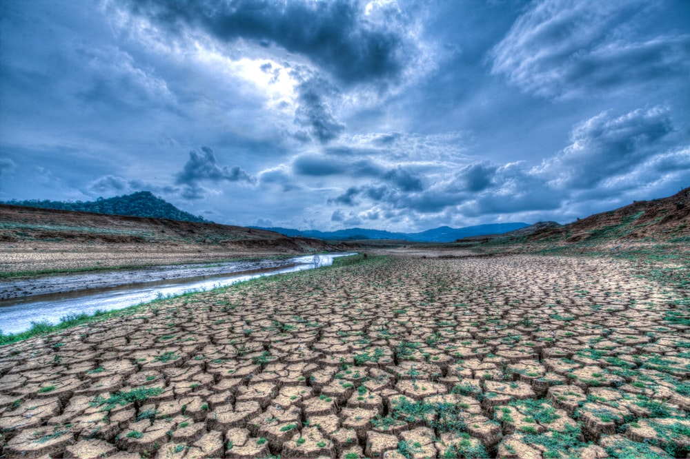 Climate change: a 'global' problem | Shutterstock