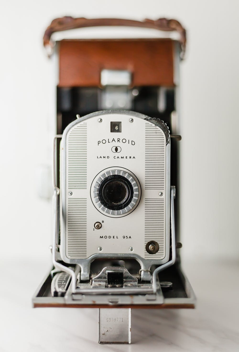 The Original Polaroid Camera Freed Users From Needing To Trek A Darkroom Develop Their Images Lindsay Moe Unsplash CC BY