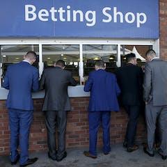 krantenartikel discriminatie in de sport betting