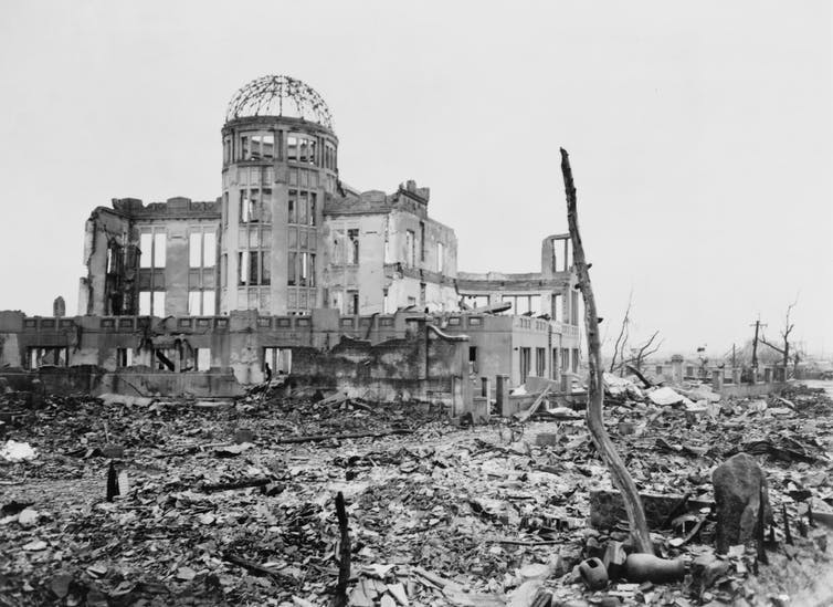 How an Australian scientist tried to stop the US plan to monopolise the nuclear arms race