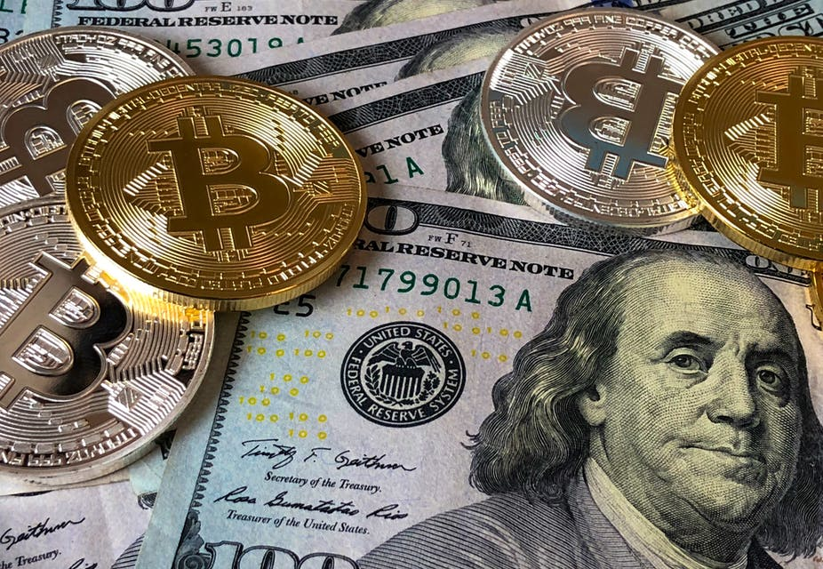 what does a real bitcoin look like