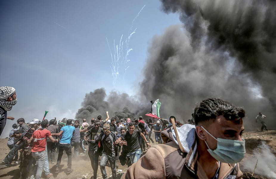 us can no longer be counted on to end israel palestinian conflict