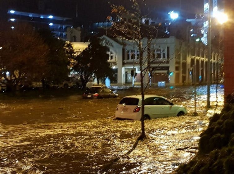 what city planners can learn from Hobart's floods