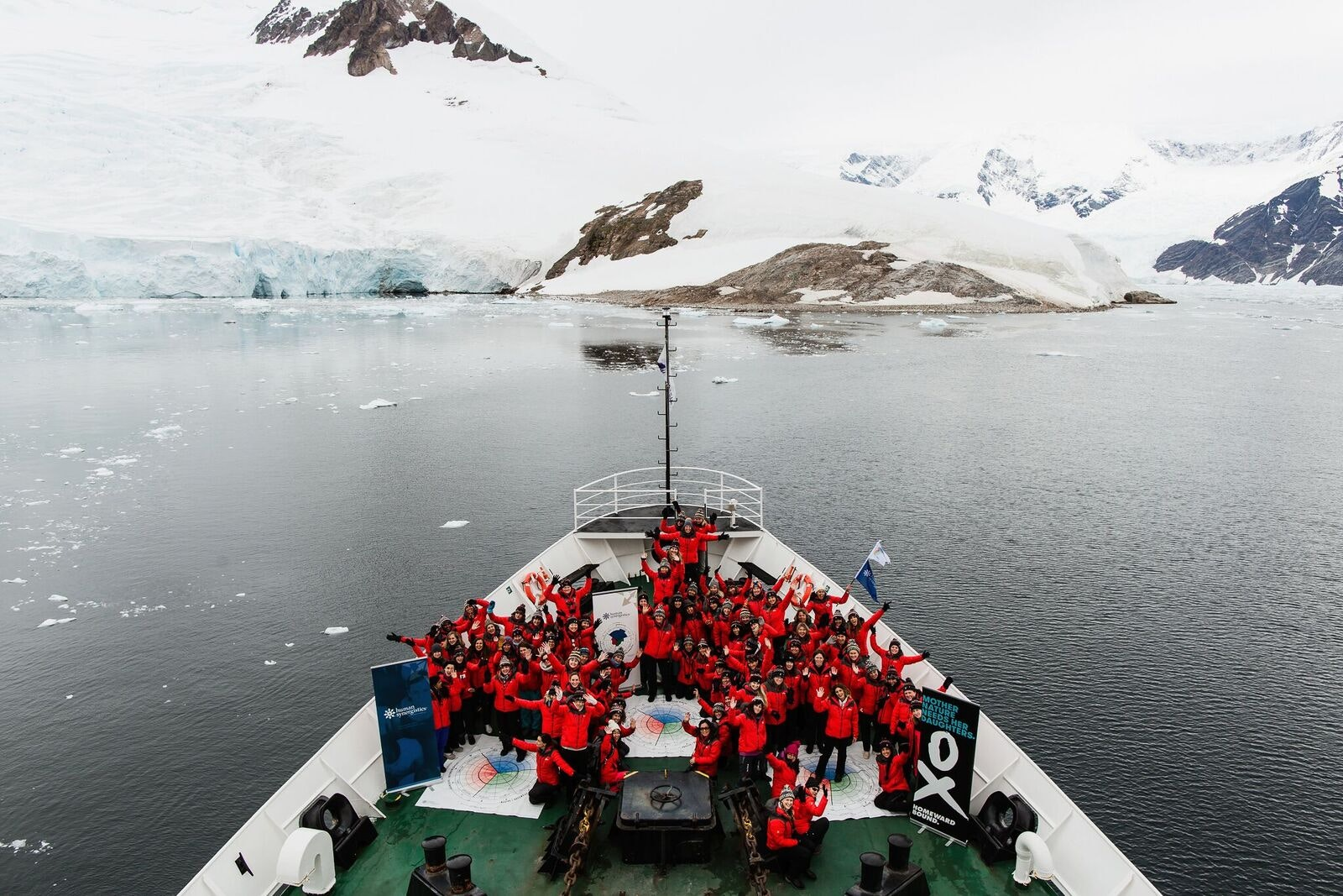 How a trip to Antarctica became a real-life experiment in decision-making