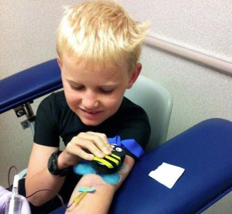 Pediatric Cancer Care - The Empathy Would Work For Adults Also