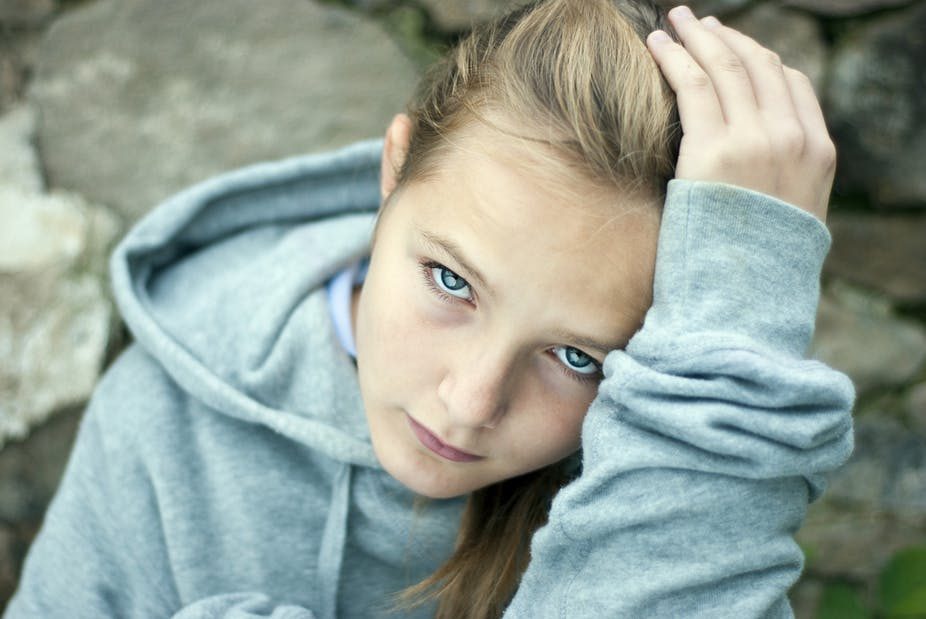 Growing Up Too Fast Early Puberty And Mental Illness