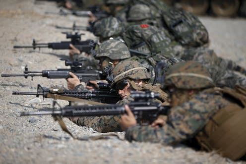 U S  Forces in South Korea: A seven-decade commitment