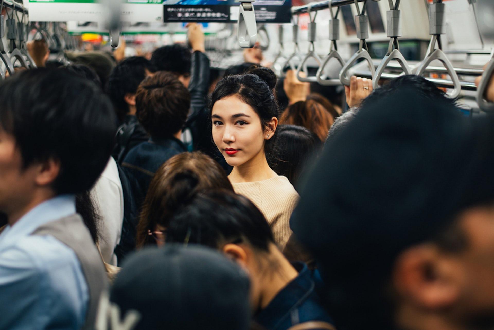 Japanese prostitute line up