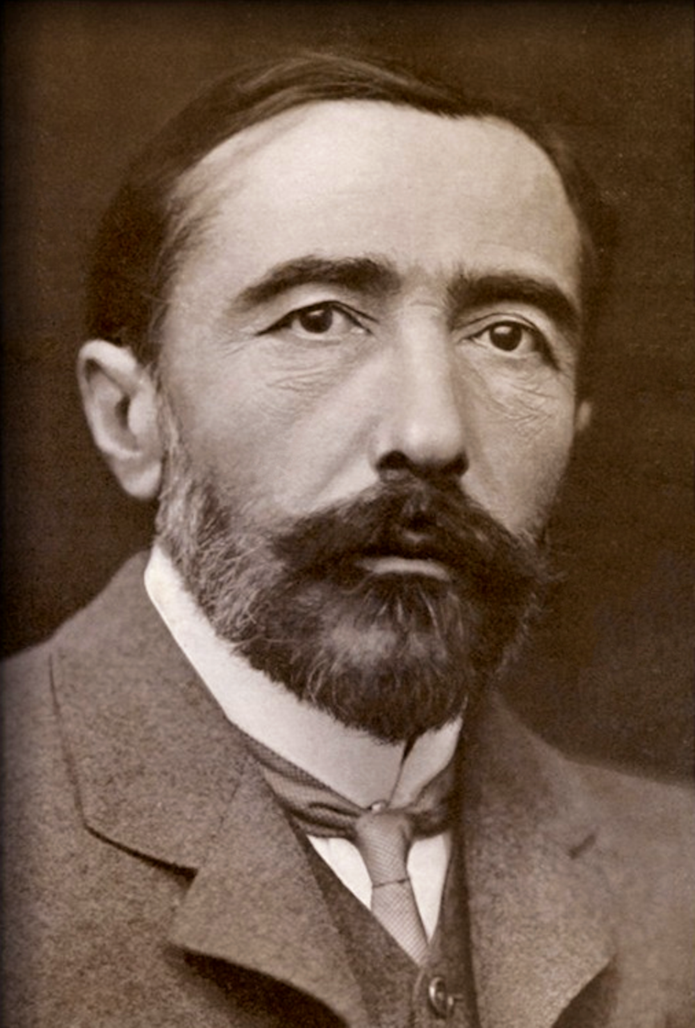 How Conrads Imperial Horror Story Heart Of Darkness Resonates With  Joseph Conrad Wikimedia