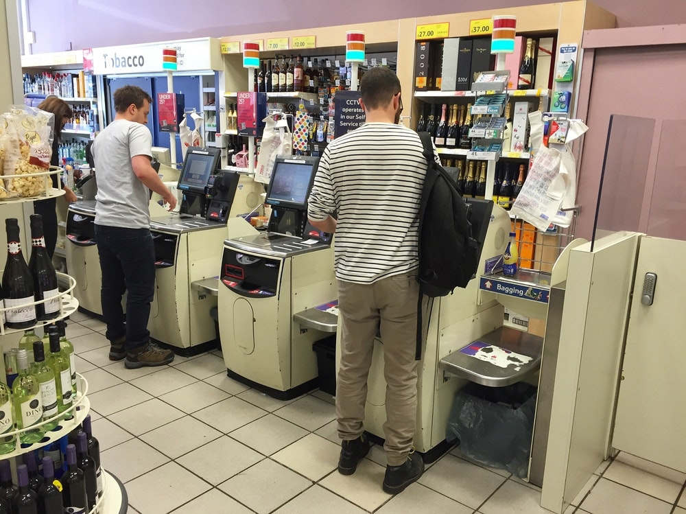 How Shoplifters Justify Theft At Supermarket Self Service