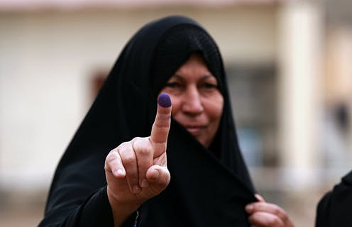 Some Sunnis voted for a Shiite – and 3 more takeaways from the Iraqi